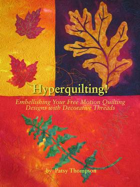 Patsy Thompsons Book Hyperquilting